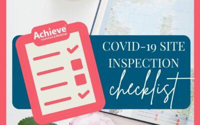 Covid-19 Site Inspection Checklist