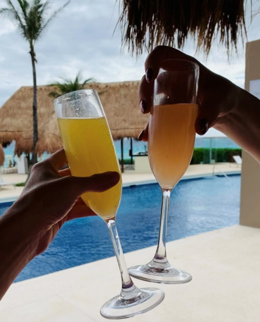 mimosa cheers