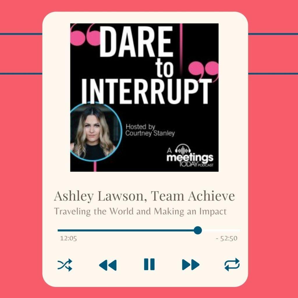 Dare to Interrupt Podcast